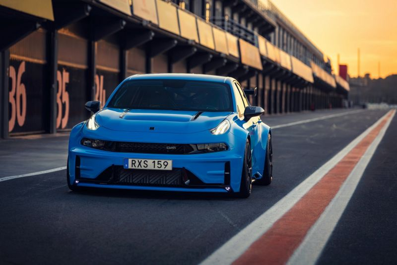 Lynk & Co 03 Cyan Concept Video